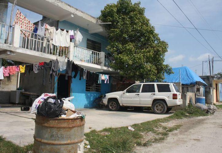 El año pasado se contó con la ayuda de particulares para levantar con camiones pesados los desechos. (Sara Cauich/SIPSE)