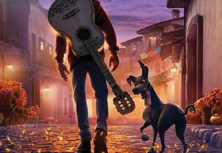 La película animada de Disney Pixar 'Coco', tendrá premier en el Palacio de Bellas Artes. (Pixar).