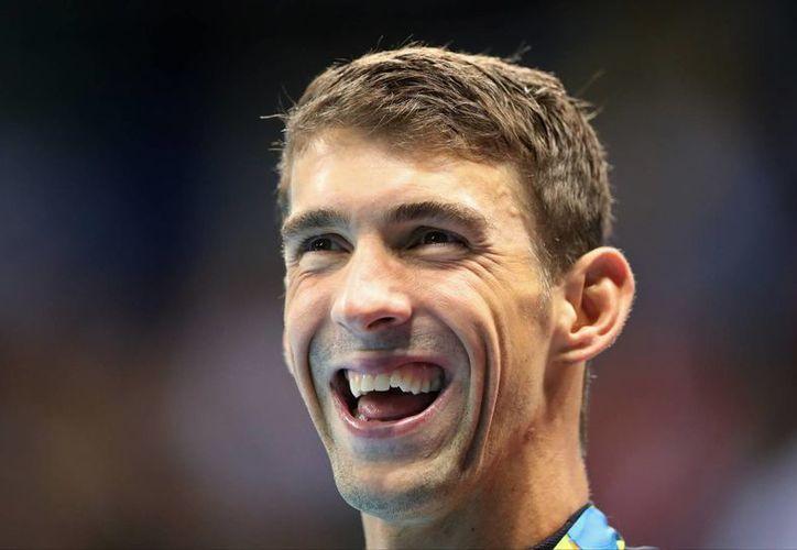 Michael Phelps regresó con fuerza a los Juegos Olímpicos, luego de pasar por una temporada difícil en su carrera y vida personal.  (AP)