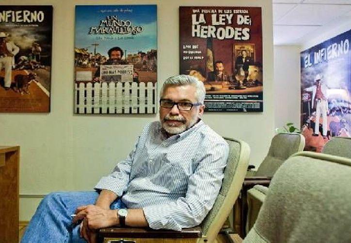 La proyecciones de las cintas de Luis Estrada cerrarán el 3 de diciembre. (Milenio Novedades)