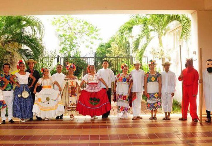 El Ballet Folclórico de Quintana Roo será el que cierre el evento, así como invitados especiales a las actividades artísticas. (Redacción/SIPSE)