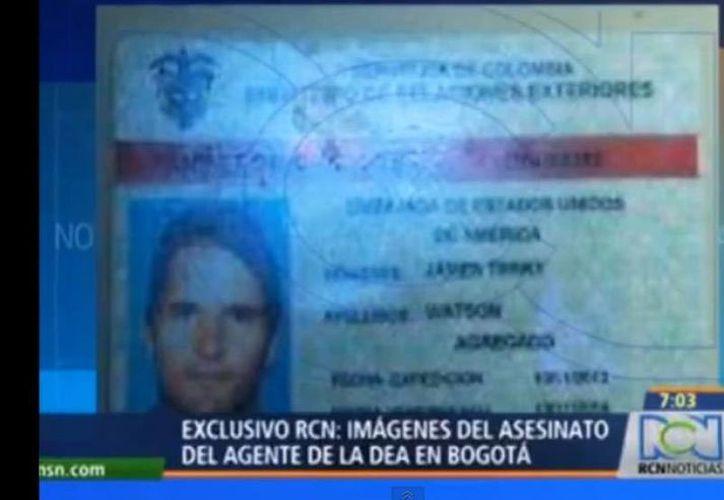El agente fue asesinato el 20 de junio. (YouTube)