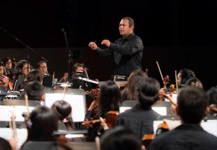 La Banda Sinfónica de Cozumel podría participar en talleres y conciertos en Cuba. (Redacción/SIPSE)