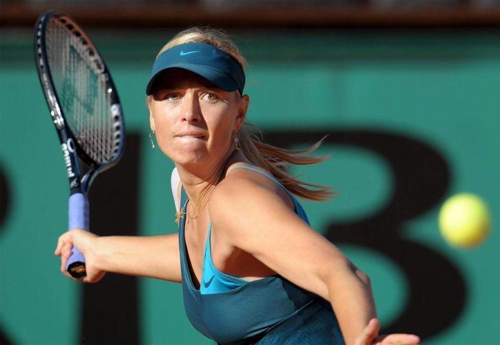 María Sharapova es la gran invitada al Abierto Mexicano de Tenis. (gilasport.com/Foto de archivo)