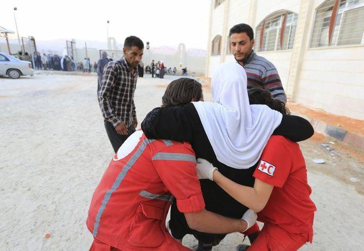 Los atentados con carros bomba se han vuelto comunes en la guerra civil siria. (EFE)