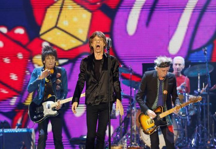 Los Rolling Stones ya planean su nuevo disco, tras casi diez años del lanzamiento de 'A Bigger Bang', el cual fue su última producción. (Archivo de AP)