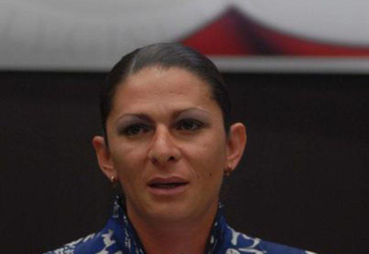 La senadora Ana Gabriela Guevara dijo que la ley es perfectible. (Archivo/Notimex)
