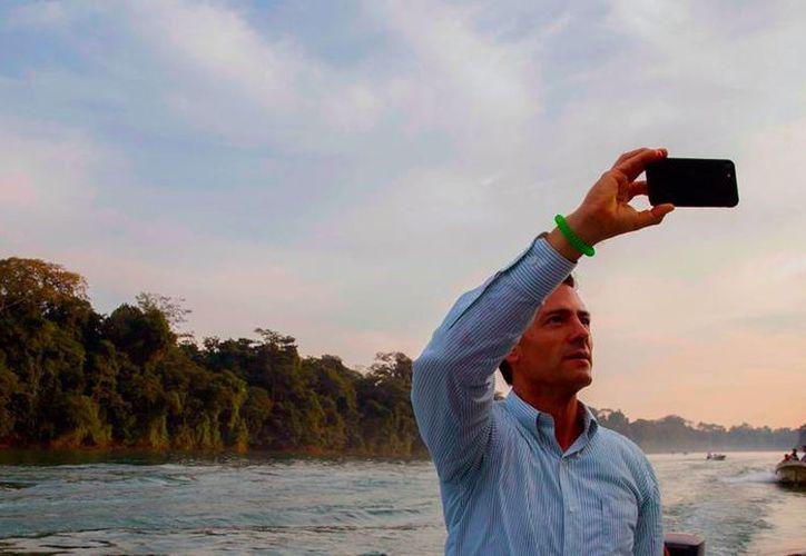 El presidente de México, Enrique Peña Nieto, se tomará unas vacaciones a partir del lunes 26 de diciembre. Regresará a las actividades oficiales el 4 de enero: (Archivo/presidencia.gob.mx)