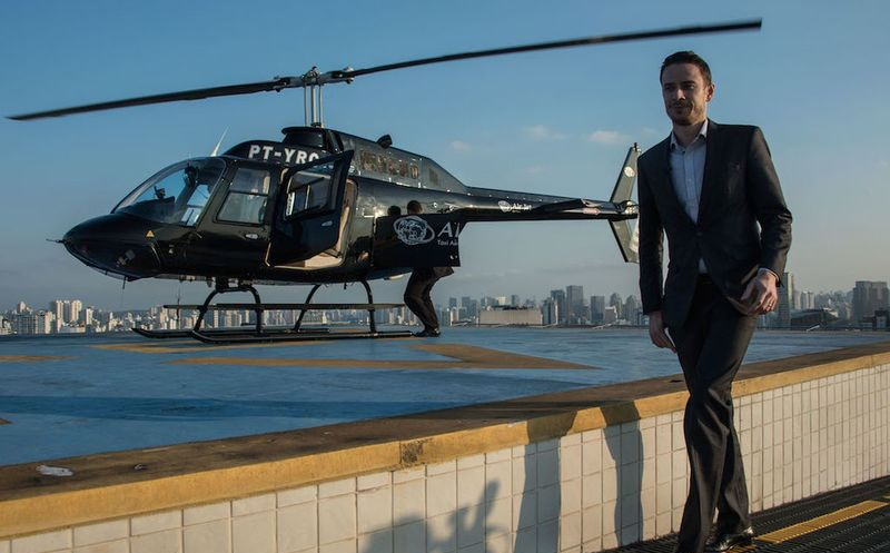 La startup Voom que forma parte de Airbus inicia operaciones en la capital mexicana