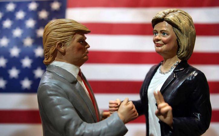 Muchos esperan que el tercer debate entre Trump y Clinton sea igual que el segundo: hostil, desagradable y hasta vulgar. (Cesare Abbate/ANSA-AP)