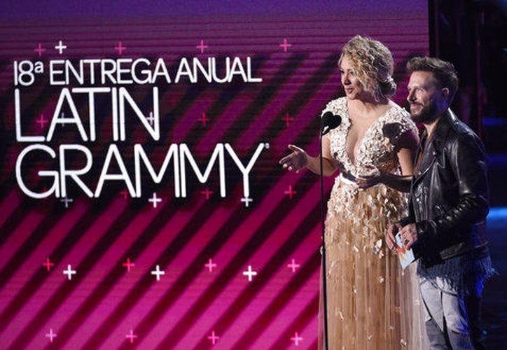 La gran ganadora de la noche fue 'Despacito' que le otorgó cuatro gramófonos a sus creadores. (Contexto)