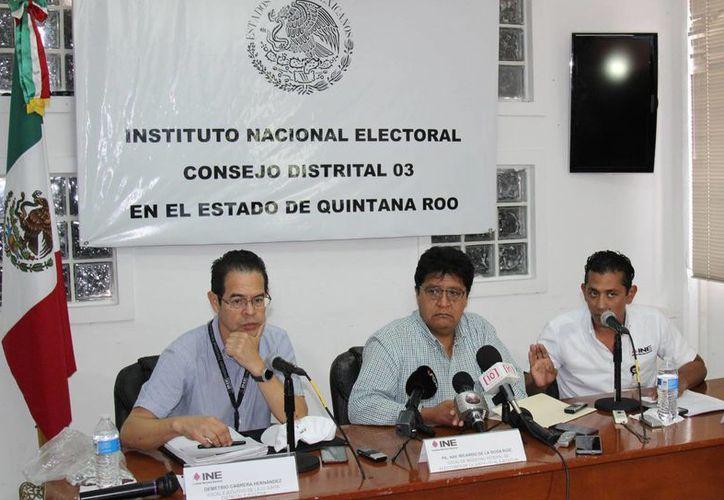 La autoridad electoral prevé que el número de votantes crezca. (Jesús Tijerina/SIPSE)