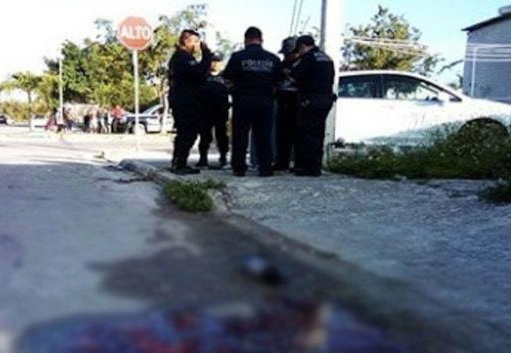 La víctima falleció a consecuencia de un disparo de arma de fuego. (Redacción)