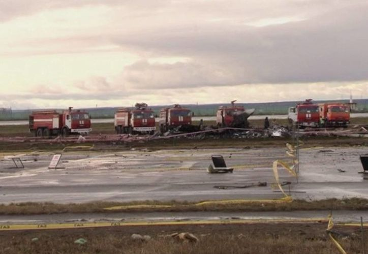 Pasajeros del vuelo anterior de la misma aeronave dijeron que sintieron fuertes vibraciones. (EFE)