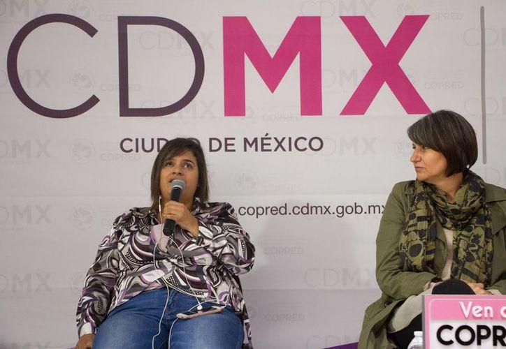 La invidente Lucero Márquez fue la afectada por la empresa. (vanguardia.com)