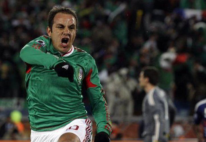 Cuauhtémoc Blanco es uno de los últimos grandes jugadores de la Selección Mexicana. (huffingtonpost.com/Foto de archivo)