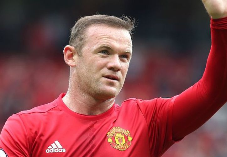 Wayne Rooney se unió al club de su infancia, el Everton, después de pasar 13 años en el Manchester United. (Instagram).