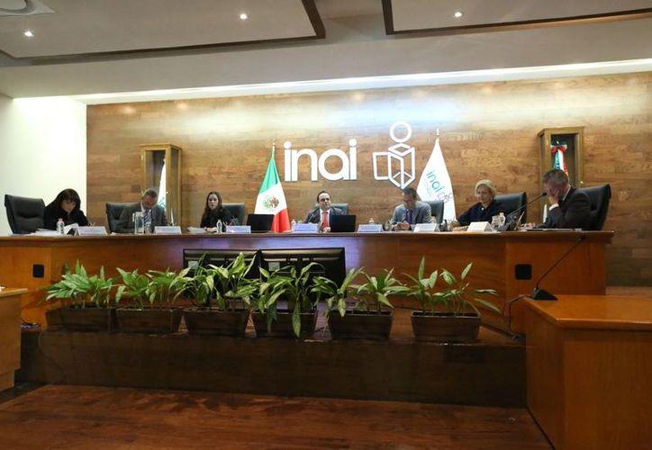 """El INAI argumentó que la ley de Seguridad """"contiene conceptos que podrían considerarse ambiguos"""". (Twitter)"""