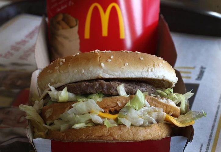 Las denuncias fueron presentadas en California, Michigan y Nueva York contra McDonald's Corp. y sus franquicias. (Agencias)