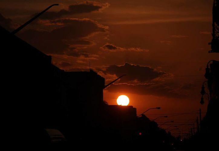 Se espera que las altas temperaturas se prolonguen unos días más en Mérida. (Milenio Novedades)