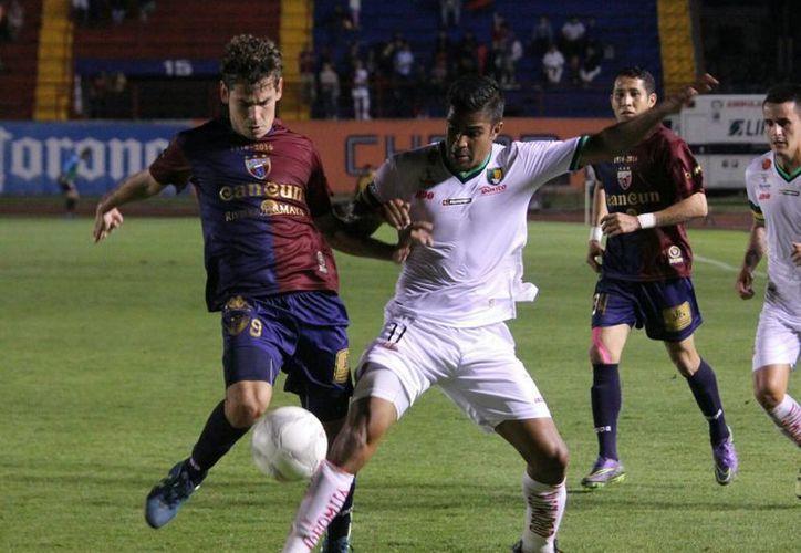 Venados sumó otro empate al sacar un 0-0 en casa del Atlante en el torneo Clausura 2016 del Ascenso MX. (SIPSE)