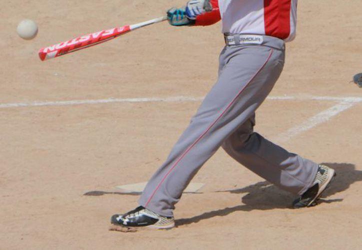 El pitcher que se llevó la victoria fue Maximiliano Chan con una labor de seis entradas. (Raúl Caballero/SIPSE)