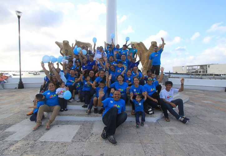En Cozumel sólo existe una fundación para apoyar a los niños autistas. (Gustavo Villegas/SIPSE)