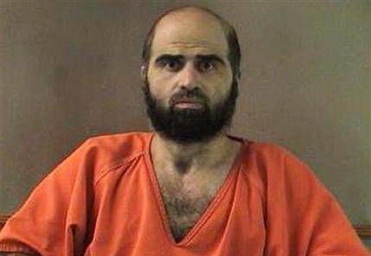 Nidal Hasan reveló que cambió de bando porque hay una guerra entre Estados Unidos y su fe musulmana. (Agencias)