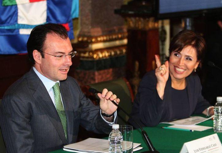 Videgaray aseguró que los programas sociales permanecerán. (Notimex)