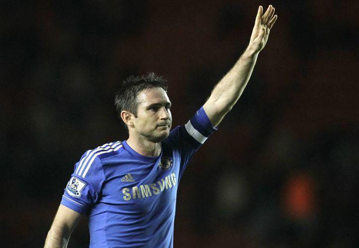 Tras anunciar su retiro del futbol, Frank Lampard se dedicará a continuar sus estudios para ser entrenador técnico.(Sang Tan/AP)