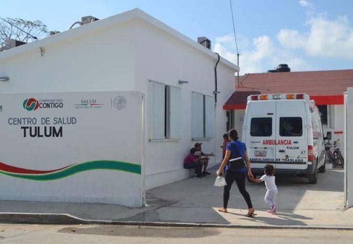 En breve se lanzará la convocatoria de licitación del nuevo Hospital Comunitario en Tulum. (Redacción/SIPSE)