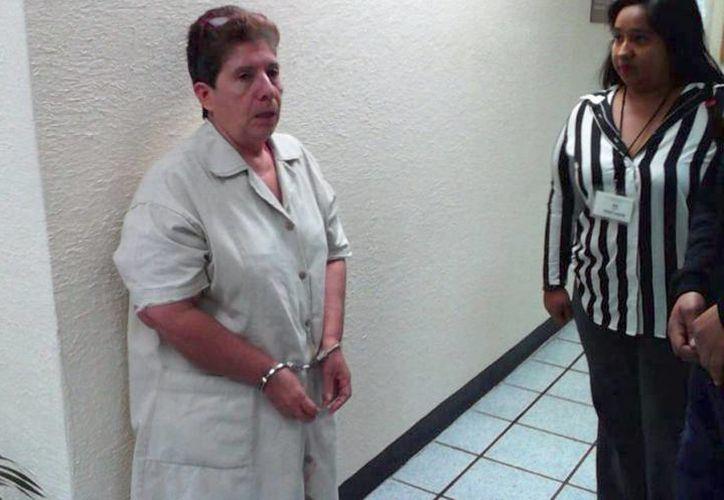 Ayer se realizaron diligencias en un tribunal federal sobre el caso de Ligia Canto. (Milenio Novedades)