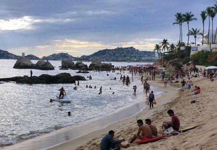 Aseguran que Acapulco se encuentra 'en perfecto estado' para recibir viajeros nacionales e internacionales. (Notimex/Archivo)