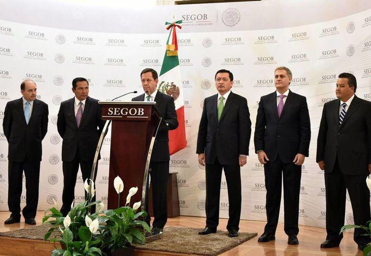 Roberto Campa aseguró que la oficina que ahora tiene a su cargo enfrenta 'retos extraordinarios'. (AP)