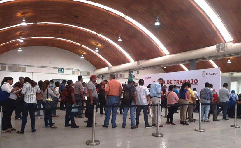 La bolsa está ubicada en el Parque Tabasco, en Villahermosa. (Foto: redes sociales)