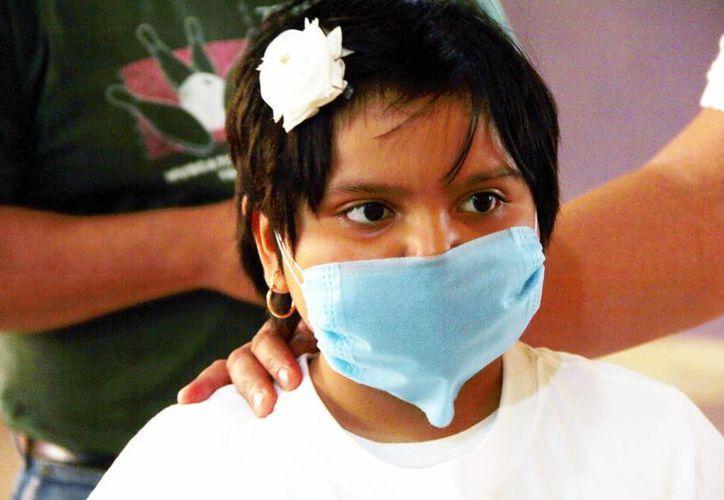 En Yucatán se atiende a niños de la Península y hasta de otros países. (Milenio Novedades)