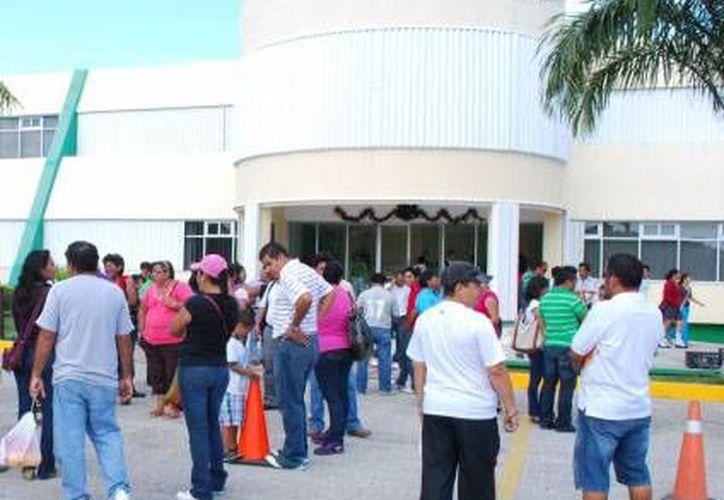 El paro magisterial podría llegar a su fin en Cancún. (Archivo/SIPSE)