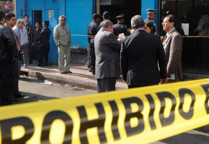 El joven que asesinó a una chica en Tlatelolco el 29 de junio de 2013 fue condenado ayer a 50 años de prisión.  (Foto: Animal Político)