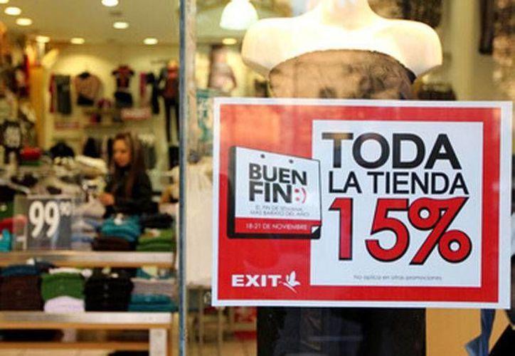 'El Buen Fin' se lleva a cabo la primera quincena de noviembre. (Foto de Contexto/periodicocorreo.com.mx)