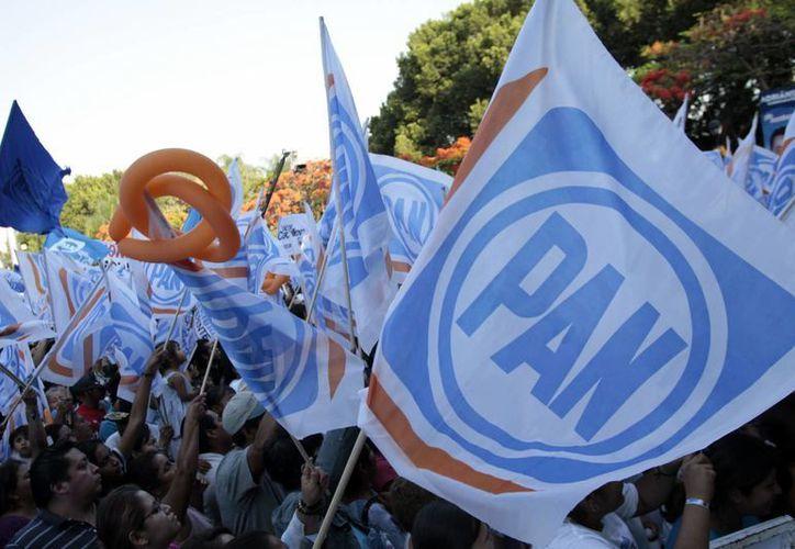 El PAN informará en cuatro momentos sobre el desarrollo de la elección. (proceso.com.mx)