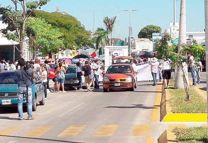 Comité Ciudadano en Quintana Roo.