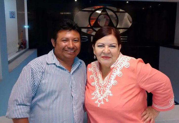 Lilí Herrera rendirá homenaje a su padre Héctor Herrera 'Cholo' con la obra 'Nepomucena' que se presentará este miércoles a las 20:30 horas en el teatro 'Daniel Ayala'. (Milenio Novedades)