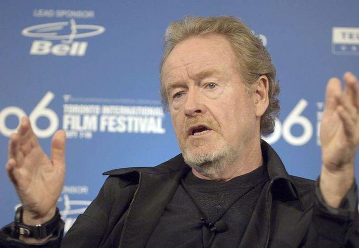 No se ha precisado si Ridley Scott se encargará de dirigir el filme sobre el rey David. (EFE/Archivo)