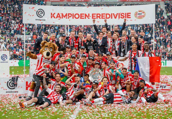 El PSV tuvo su oportunidad perfecta para liquidar la liga. (PSV)