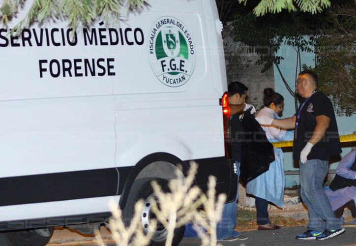 Un hombre fue asesinado a golpes, con un tubo, en la colonia Emiliano Zapata Oriente, en Mérida. (Martín González/SIPSE)