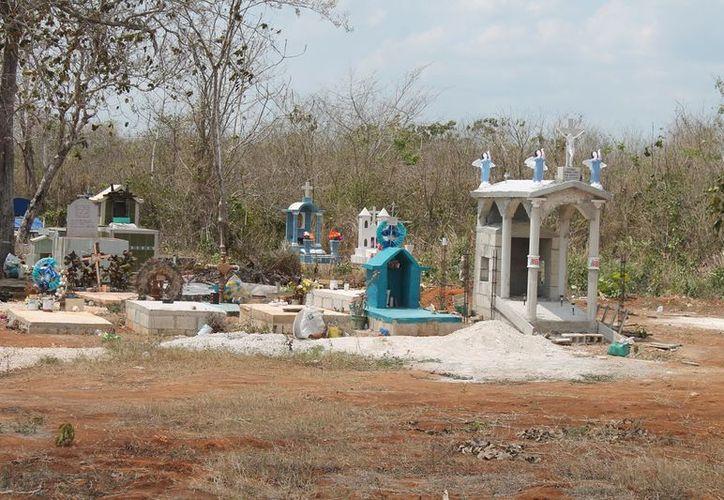 La construcción de un campo santo en Javier Rojo Gómez es necesaria para que los habitantes puedan enterrar a sus muertos.