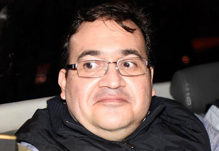 La solicitud formal de extradición de Javier Duarte, ex gobernador de Veracruz, será presentada el miércoles 7 de junio. (Vanguardia)
