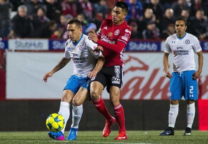 La Máquina cayó 1-0 en un partido que no ofreció muchas emociones. (Liga MX)
