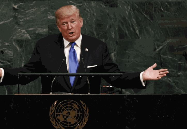 Trump también agradeció a China y Rusia por haber votado a favor. (Contexto)