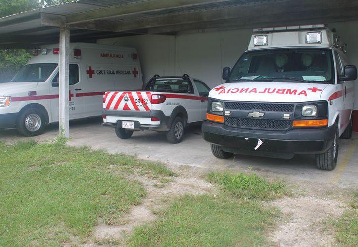 En lo que va del año han brindado cerca de 200 servicios de emergencia en las comunidades ribereñas. (Carlos Castillo/SIPSE)